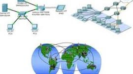 Computadores e Internet timeline