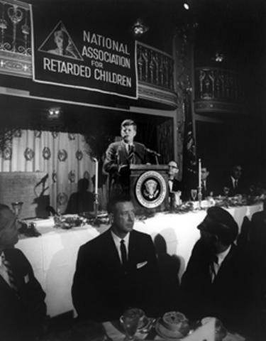 President's Committee on Mental Retardation