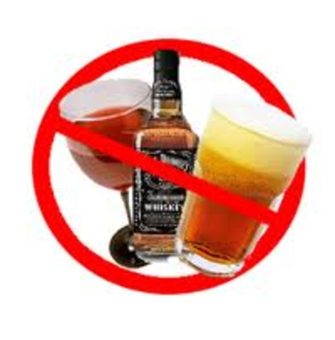No Drinks