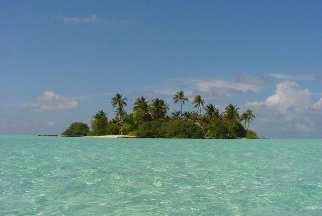 Went to Maldives