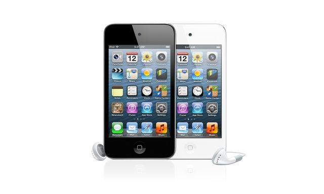 iPod Touch (4th Generation iPod)