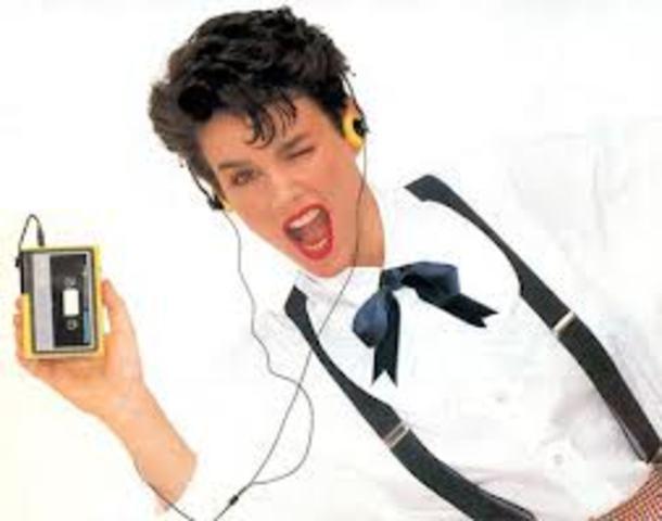 Walkman Introduced