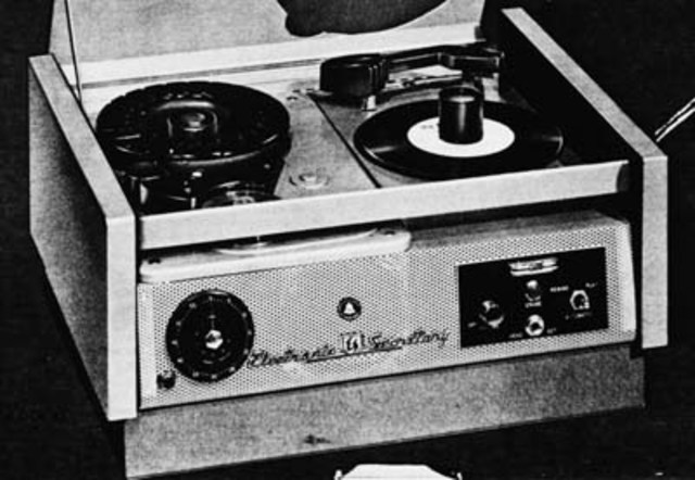 First Automatic Answering Machine