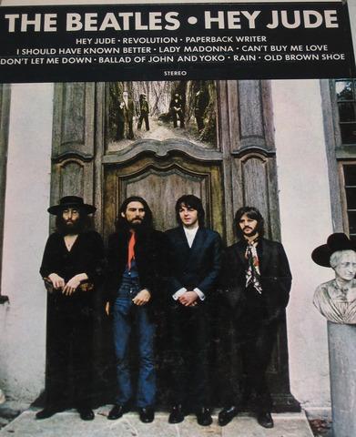 """Beatles release """"Hey Jude"""""""