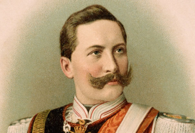 Kaiser William II abadicated