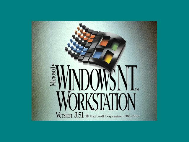 Microsoft Windows NT 3.51