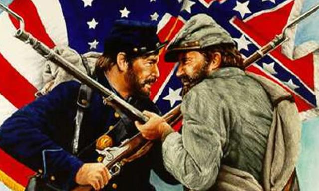 Served in the civil War.