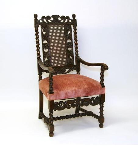 Georgian: Willaim and Mary Chair