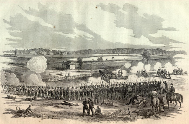 Battle of Perryville October 8