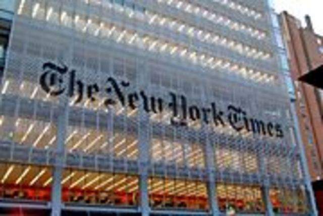 new york times newletter and when it first started!!!!!!!!
