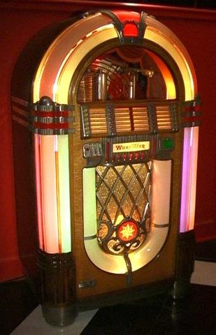 Wurlitzer Piano and Organ Company Invents Coin Operated Jukebox
