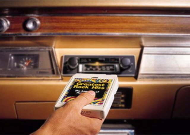 Earl Muntz Invents 8-track Tapes