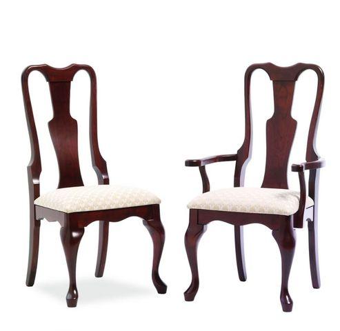 Georgian: Queen Anne Chair