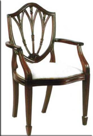 Federal: Hepplewhite Chair
