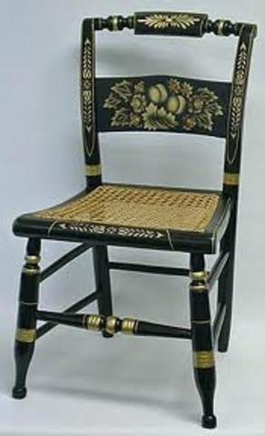 Pennsylvania Dustch Chair