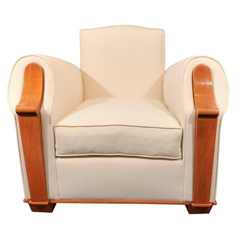 Art Deco: Club Chair