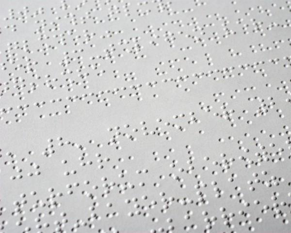 Το αλφάβητο των τυφλών