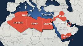 Révolution du Monde Arabe timeline
