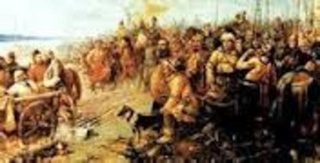 Battles of Jaxa