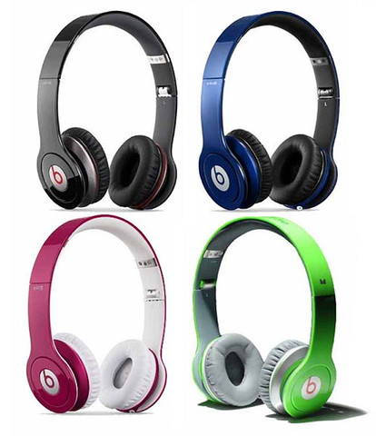 Beats By Dr. Dre high definition headphones come out