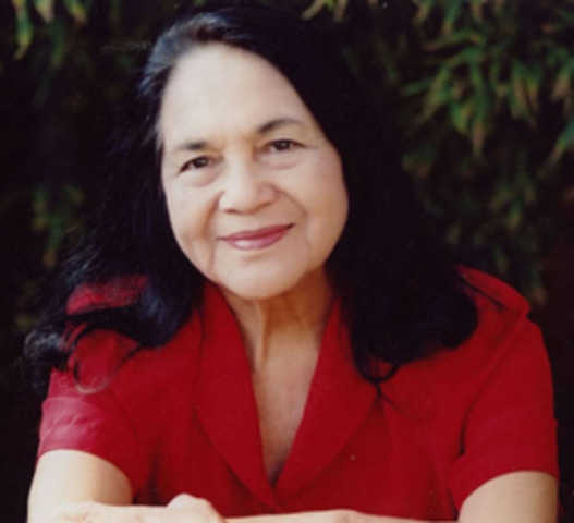 the life and contributions of the american labor leader dolores huerta Farm labor leader and civil rights advocate dolores huerta first worked with c sar ch vez as a community organizer in mexican american areas of southern california in the mid-1950s.