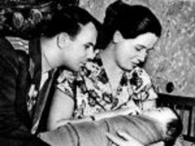 Рождение второй дочери Галины