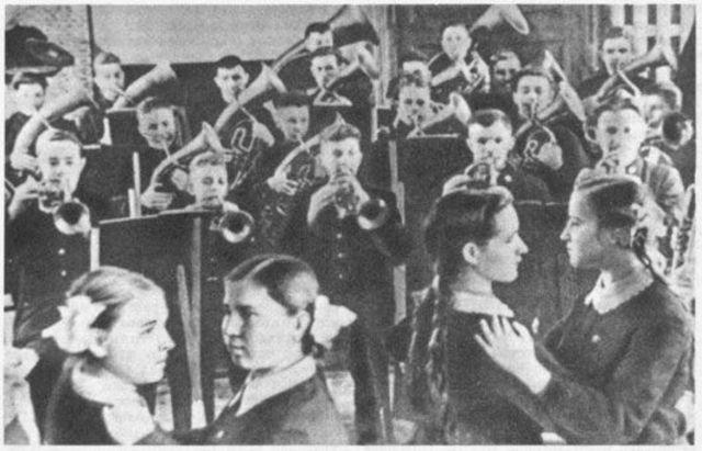 Люберецкое училище