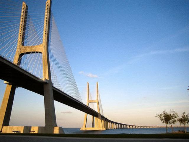 γέφυρα Βάσκο ντα Γκάμα