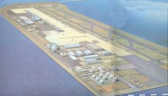 Το πρώτο αεροδρομιο ανοιχτής θάλασσας