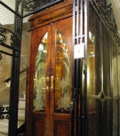 Το πρώτο ασανσέρ