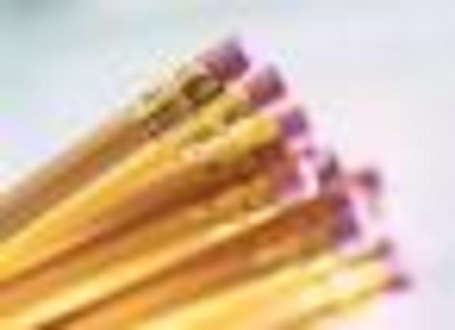 Το πρώτο μολύβι με γόμα