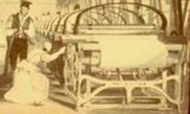 Key Events 1750 1910 Timeline Timetoast Timelines