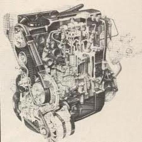 Ο πρώτος κινητήρας Ντήζελ 1892