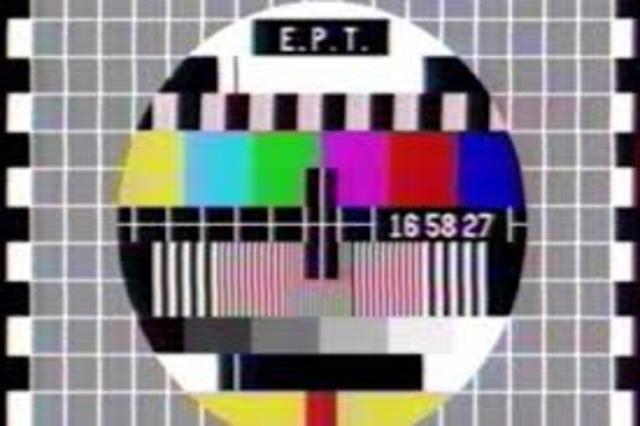 1940 Έγχρωμη τηλεόραση Γκολντμαρκ ΗΠΑ