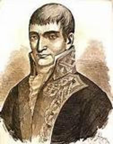 Javier Venegas-  Félix María Calleja  (virrey)