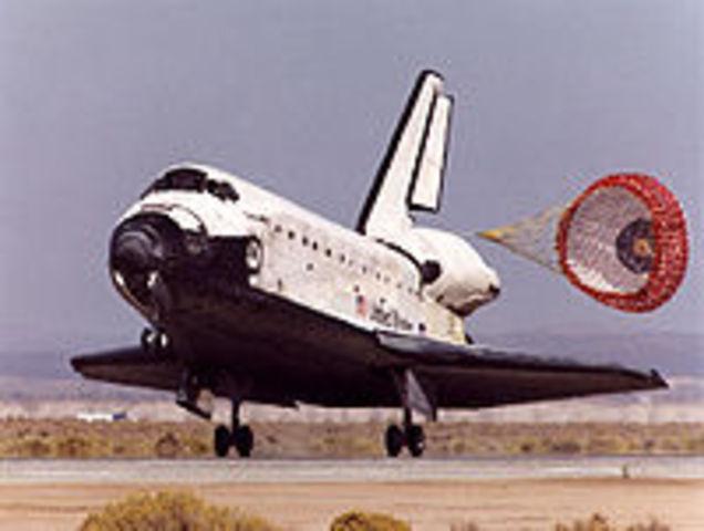Πτήση Διαστημικού Λεοφωρείου Ντισκάβερι