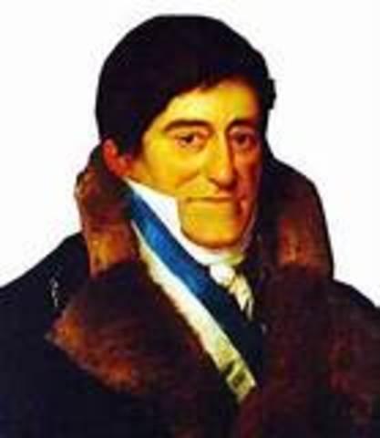 Félix María Calleja - Juan Ruíz de Apodaca  (virrey)