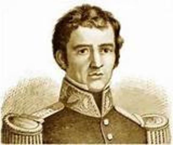 Agustín de Iturbide, Pedro Celestino Negrete (I)