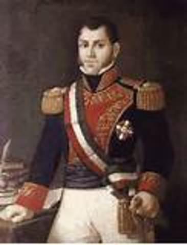 Guadalupe Victoria  (primer presidente)