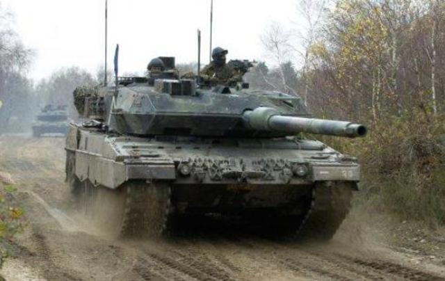 άρματα μάχης