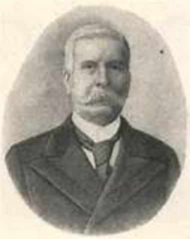 José Ma. Iglesias, Porfirio Díaz, Juan N. Méndez(I)