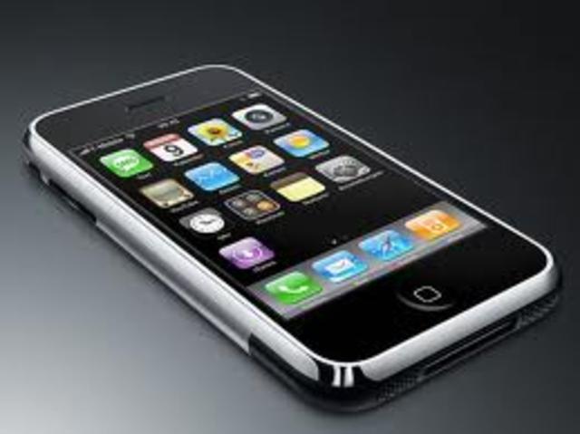 Η πρώτη έκδοση κινητού τηλεφώνου iPhone