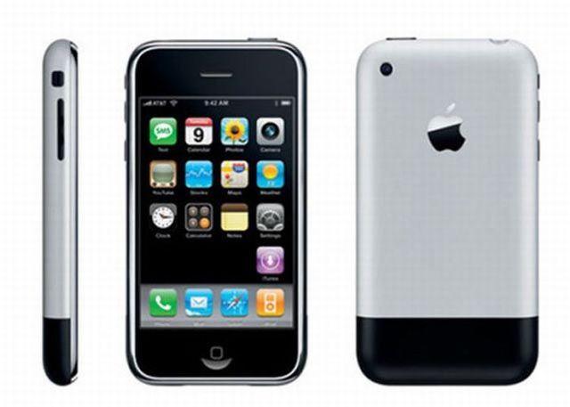 Το πρώτο  iphone
