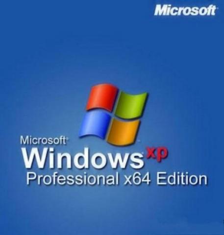 Mirosoft Windows XP Professional x64 Edition