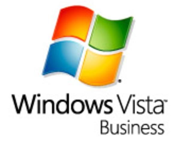 Microsoft Windows Vista for Business use