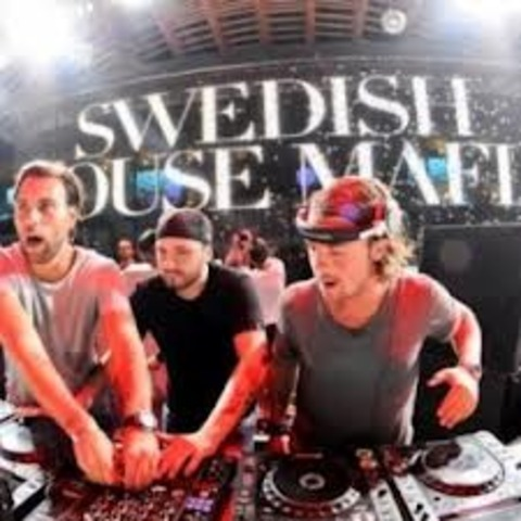John and Swedish House Mafia