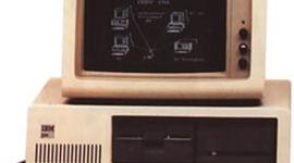 Generacion de computadores timeline