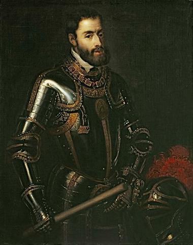 Elected Holy Roman Emperor