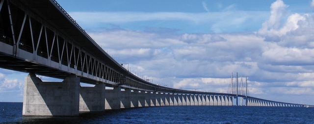 Γέφυρα Όρεσουντ