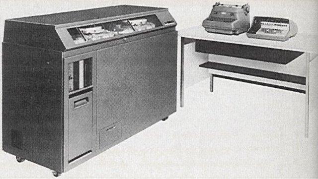Ο πρώτος ηλεκτρονικός υπολογιστής:IBM 610